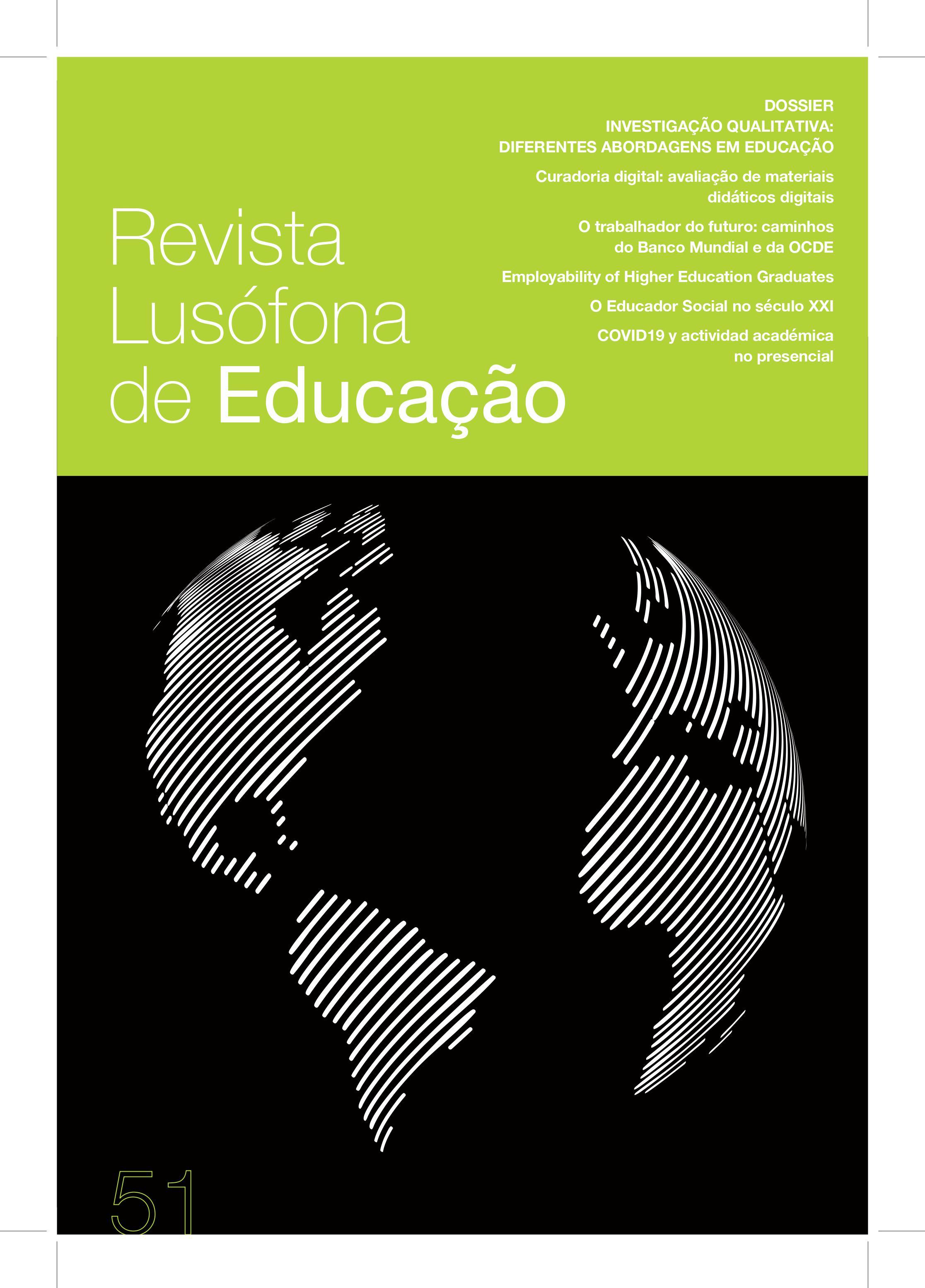 Revista Lusófona de Educação - 51