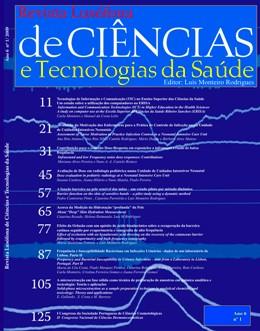 Revista Ano 6 nº 1 / 2009