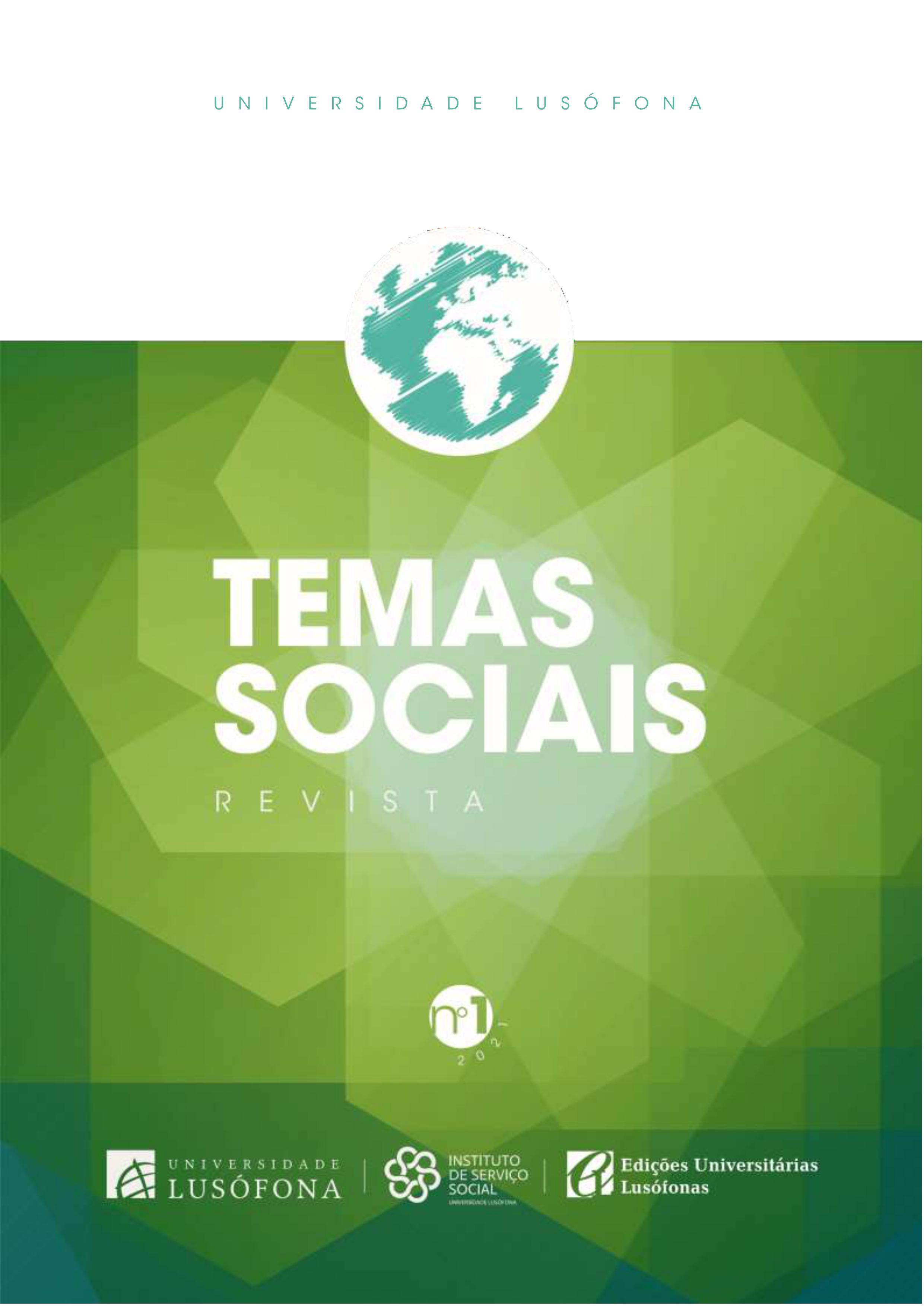 Revista Temas Sociais
